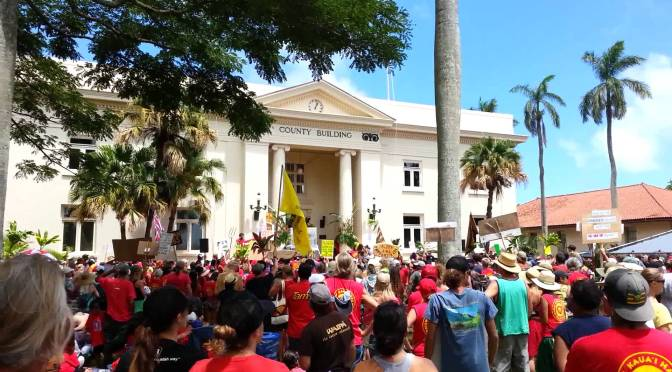 There's a Long History of Racism and Exploitation Behind Kaua'i's GMO Controversy